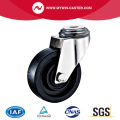 Bolt Hole Swivel Rueda de alta temperatura