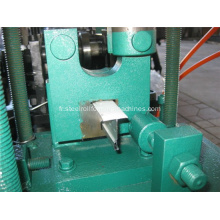 Ceiling T bar roll formant machine