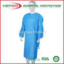 Vestido quirúrgico desechable no tejido HENSO