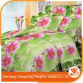 Фабрика новый продукт полиэфира набивные ткани для домашнего текстиля