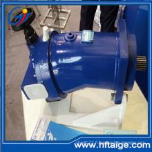 Le moteur hydraulique supporte des charges hydrauliques élevées