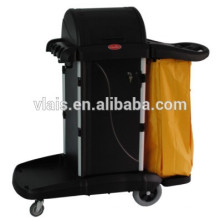 Cleaning trolley Cheap Price easy to use Elegant design Cleaning trolley