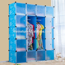 Waterproof stain resistant combination cabinet