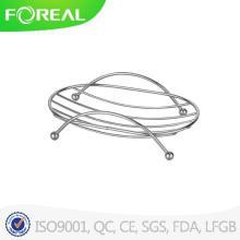 Jabonera de alambre de Metal de alta calidad