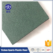 Kindergarten outdoor playground EPDM rubber flooring mats