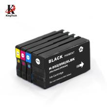 KingTech Top Selling 952XL 952 Color Cartridge Ink Compatible Ink Cartridge for Laser  Printer