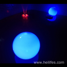 Floating Solar Outdoor LED ball light