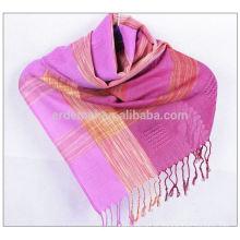 Полиэфирная пряжа-покрашенная модная повелительница шарф