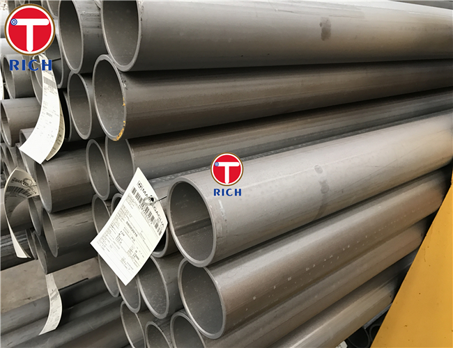 Fully Annealed Plain Cold Diambil Seamless Stainless Steel Tubes