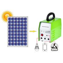 Солнечная Домашняя система с LED трубки свет