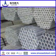 Tubería de acero galvanizado (HDG)
