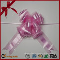 Lovely Purple PP Papillon Pull Bow pour emballage cadeau