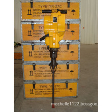 YN27 Gasoline Rock Drill
