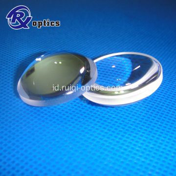 Kaca Optik Lensa Aspheric Bikonveks 40mm