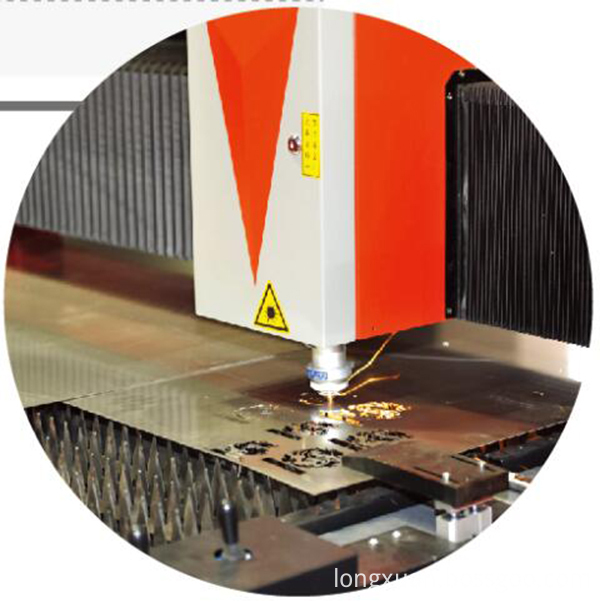 CNC Fiber Laser Cutting Machine