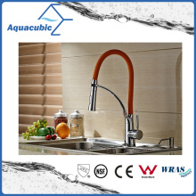 Pull out Newly Single Handle Kitchen Faucet (AF2105-5)