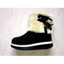 Ladies EVA Outsole Snow Boots