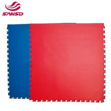 Customized Size Waterproof taekwondo floor mat EVA Tatami 2cm thickness eva foam antislip mat