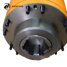 Produção profissional de motor de esfera de aço tipo esfera radial 1QJM 2QJM 3QJM série QJM11-1.6S motor de freio de correia