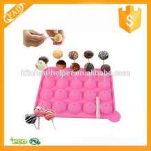 FAD Strict Quality Control Lovely Silicone Cake Pop Moule