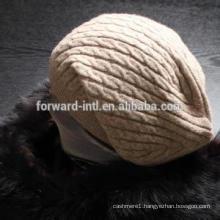 Wholesale Top Quality Wool Custom Knitting Hat