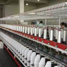 Laboratory Rotor Spinning Machine Used to Convert Fiber Into Yarn