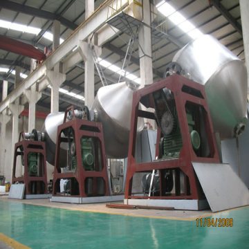 Serbuk Jus Buah Conical Revolving Vacuum Dryer