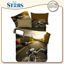 GS-FM3DO-01 china beautiful 3d polyester fabric bedsheets