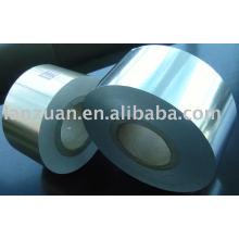 Folha de alumínio da embalagem de cigarro