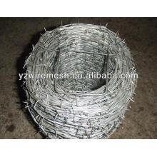 Fabricante de fio de arame farpado de corda concertina de baixo preço para a África do Sul