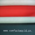 Couro sintético de estofos de tecido de couro sintético