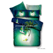 Duvet Cover with Zipper 3D Custom Print Bedding Set Cheap Price