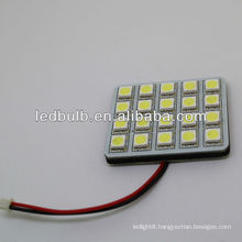 Led auto bulb led car roof lamp