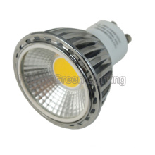 3.5W/6W COB LED GU10 Spotlight with High CRI Above 80