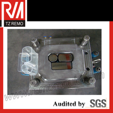 Plastic Pencil Vase Injection Mould