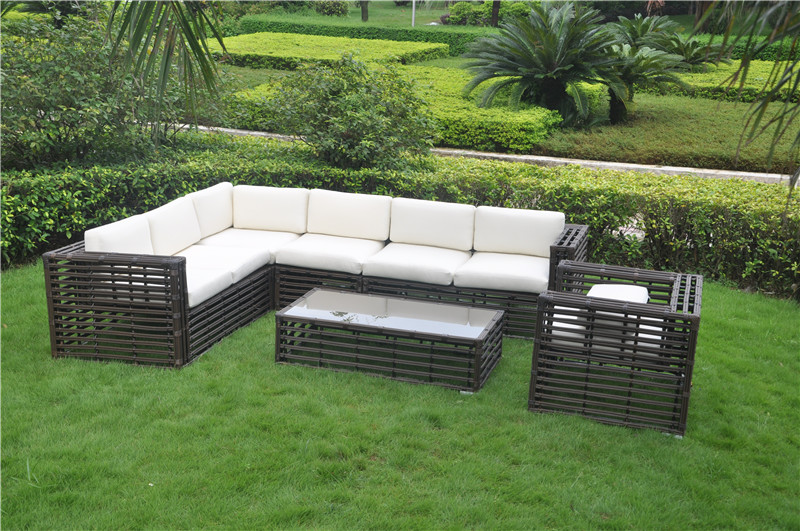 S0183 Wicker Sofa Set