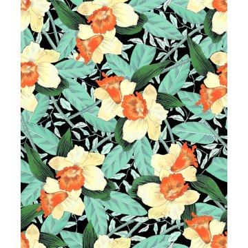 Fashion Swimwear Fabric Digital Printing Asq-064
