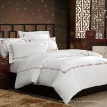 Супер мягкий комплект постельных принадлежностей с вышивкой (РВ-2016336)
