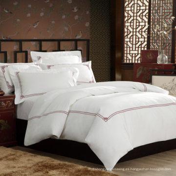 Juegos de cama de bordado súper suaves (WS-2016336)