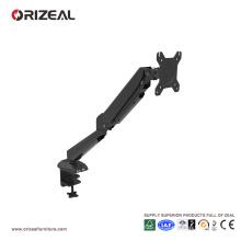 Support de moniteur d'ordinateur d'Orizeal, bras de support de moniteur, support d'affichage à cristaux liquides (OZ-OMM001)
