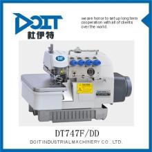 QUATRE FILS de verrouillage Overlock Machine à coudre Overlock prix DT747F / DD à vendre