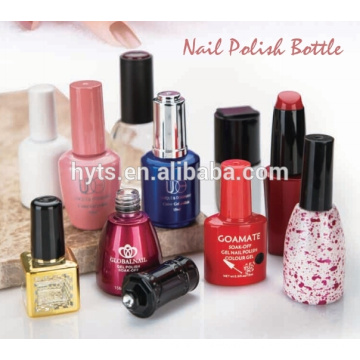 High Quality Nail Polish Bottle,Empty nail polish bottle long cap