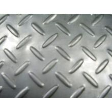 Checked Stainless Stainless Plate Made in China