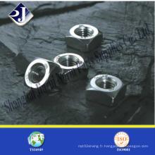 Fabriqué en Chine en acier standard DIN557 écrou