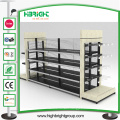 Fashion Style Supermarket Gondola Shelf for Display