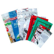 Frozen Food Packaging Bag with Bright Color and Good Seal Strength