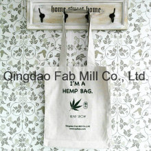 Fashionable 100%Hemp Bag for Shopping or Outside