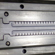 Инструмент для прецизионного силиконового каучука