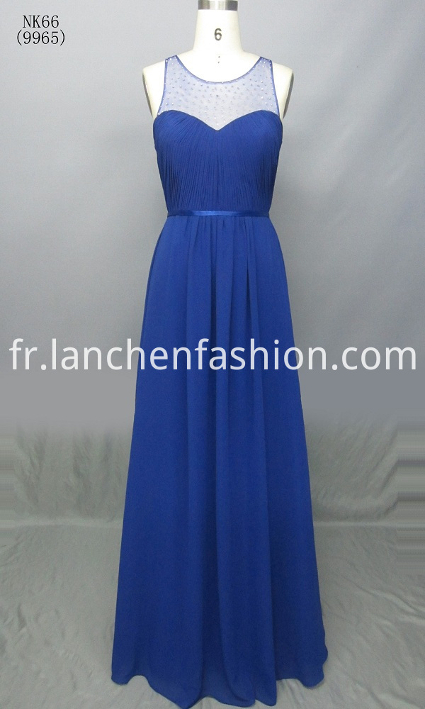 Sweetheart Neckline Bridesmaid Dresses