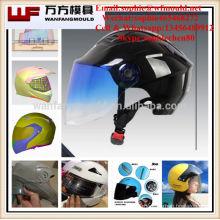 china Zhejiang taizhou helmet motorcycles mould/injection motorcycle helmet visor mold/crash motorcycle helmet injection mould